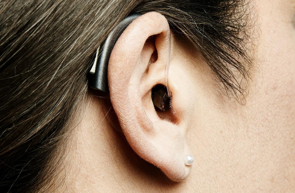 Oticon hearing aid parts