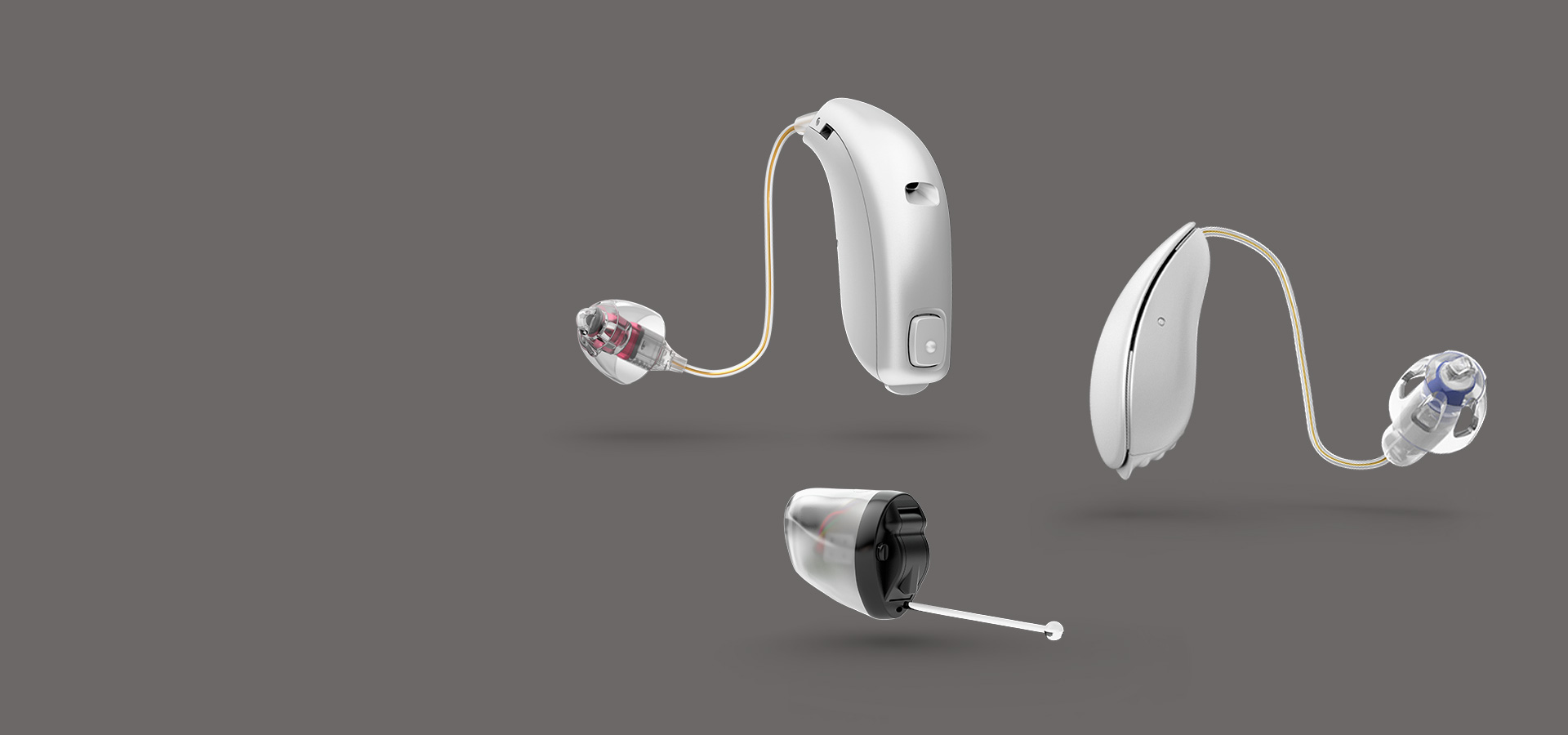 bannerspot-homepage-collage of three hearing aid styles-1920x900
