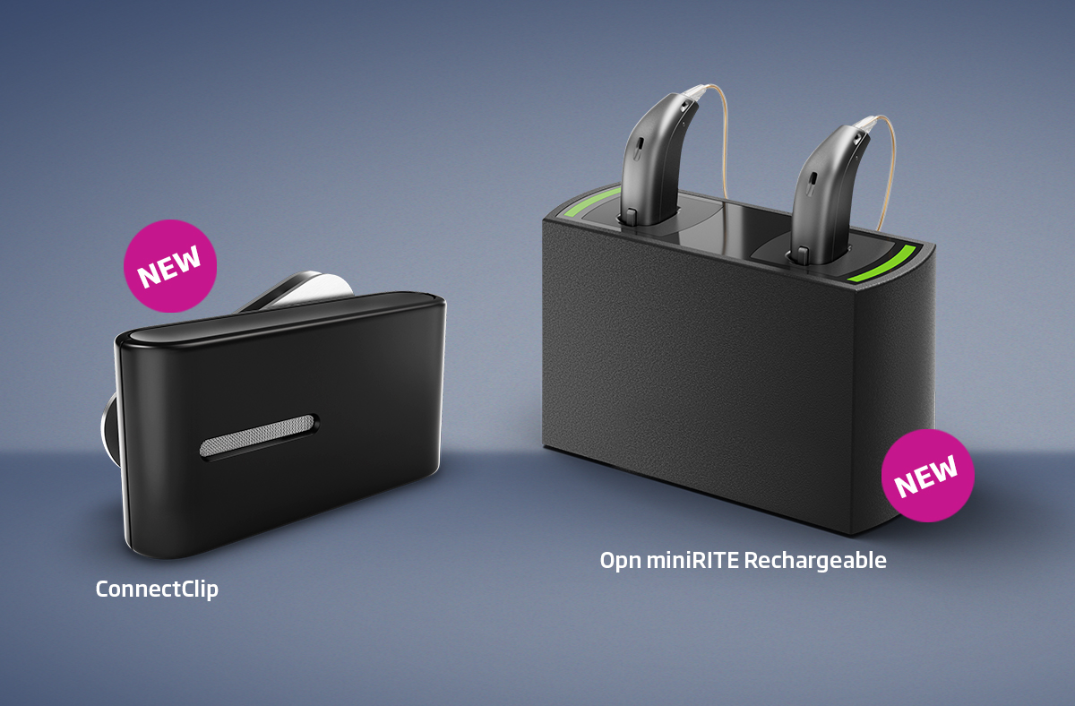 Opn miniRITE Rechargeable and conectclip