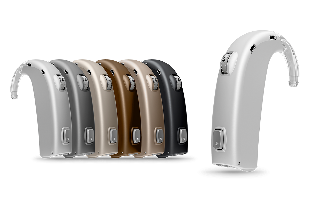 Oticon Dynamo super power hearing aid lineup-1200x788